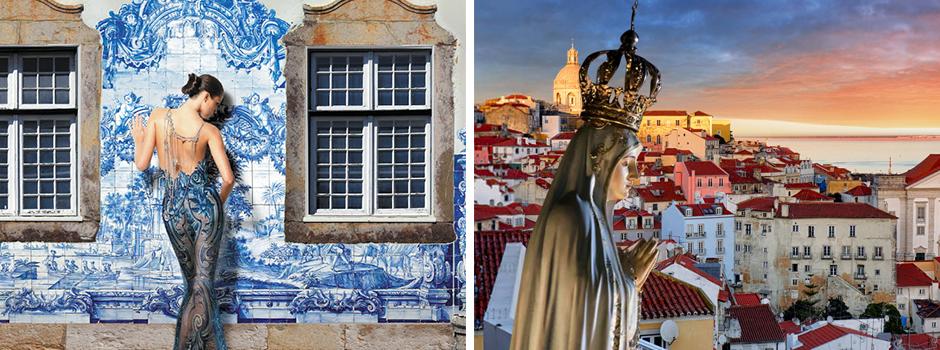 экскурсионный тур в португалию