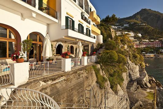 Ischia, Golfo di Napoli: Park Hotel Miramare