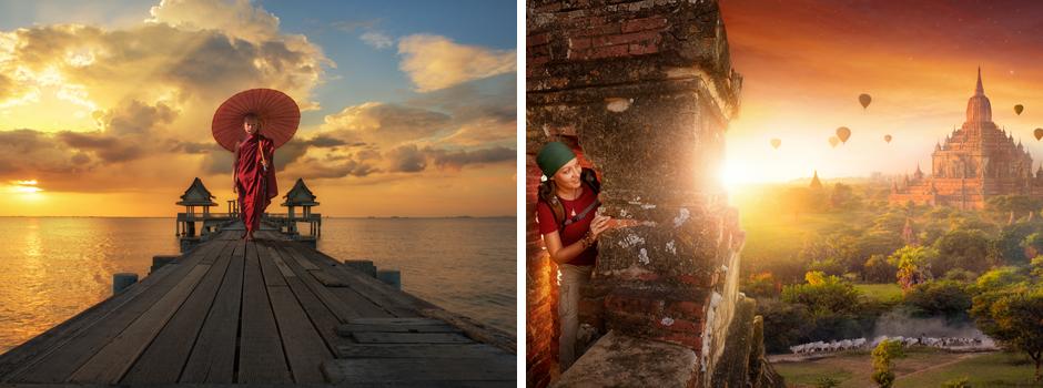 экскурсионные туры в мьянму