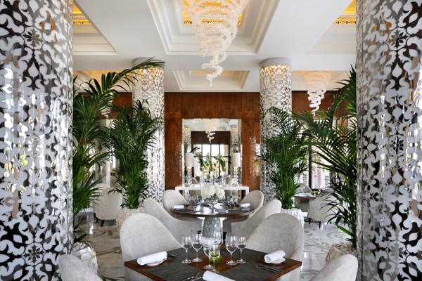 ZEST restaurant - details