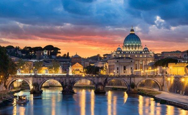 Roman Radiance || Rome Italy