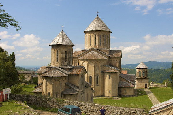 Gelati cathedral, Kutaisi / собор Гелати, Кутаиси