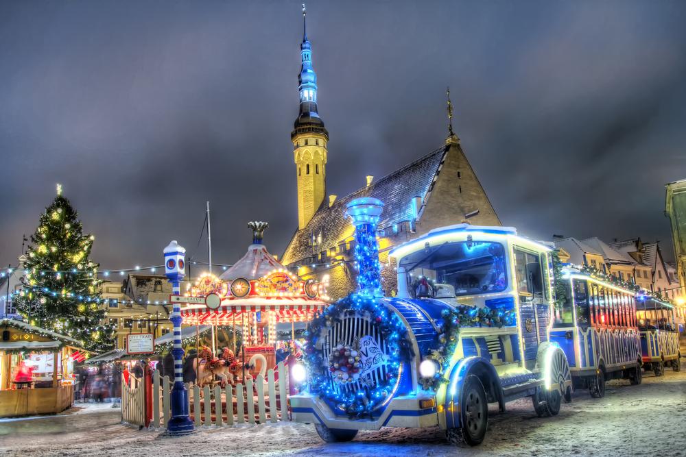 Таллин на новый год отзыв с