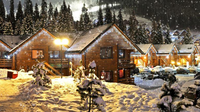 Финляндия коттеджи новый год цены